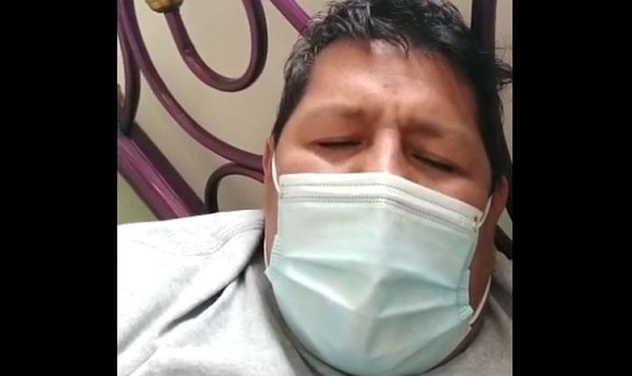 Suboficial de Policía fallece en situación dramática por COVID en Tarija