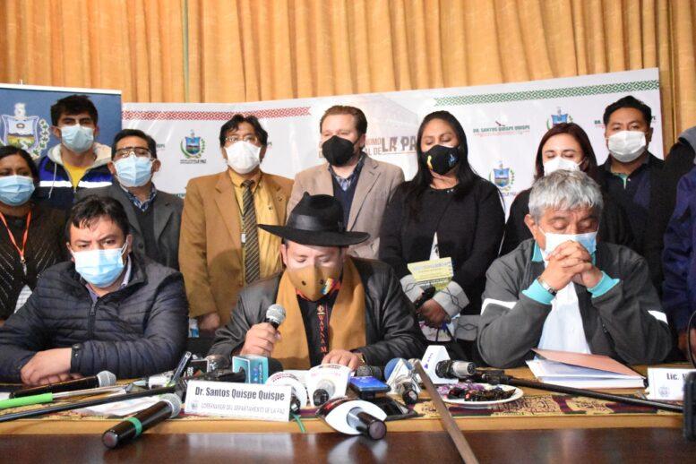 COED de La Paz pide que se amplíe vacunación a menores desde los 12 hasta los 17 años