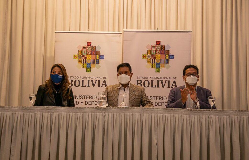 Bolivia mantiene un promedio menor a 15 casos nuevos de COVID-19 por cada 100.000 habitantes