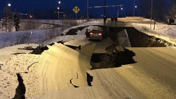 Terremoto de 8,2 grados frente a las costas de Alaska: fue el más fuerte en 56 años y hubo evacuaciones por temor a un tsunami