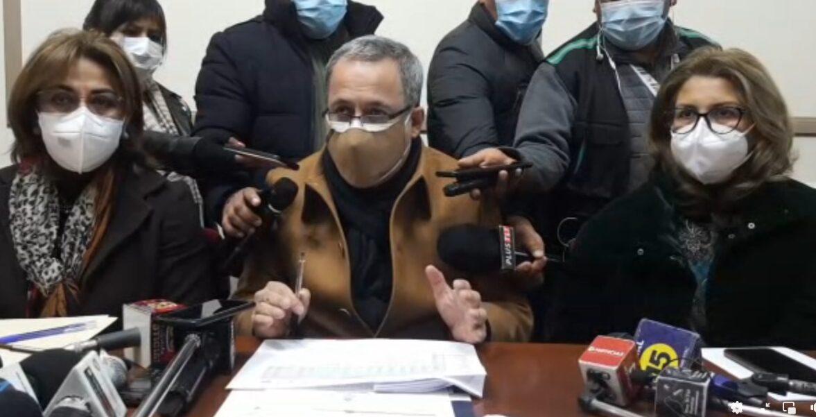 Sedes de Tarija solicitará informe científico para analizar la situación de la vacuna Sputnik V