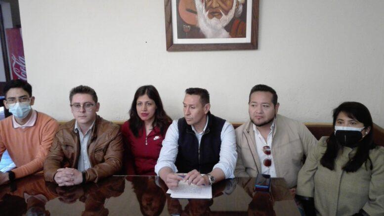 Conade tendrá representación en Tarija con José Gonzales a la cabeza