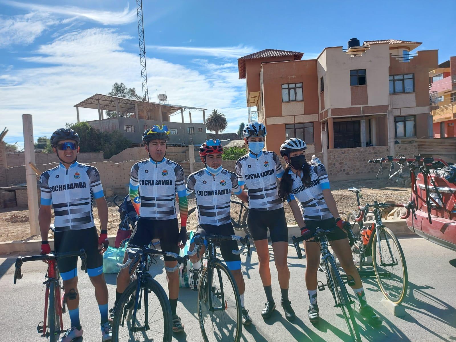 Cochabamba gana el Nacional de ruta en el regreso de Oscar Soliz a las competencias oficiales
