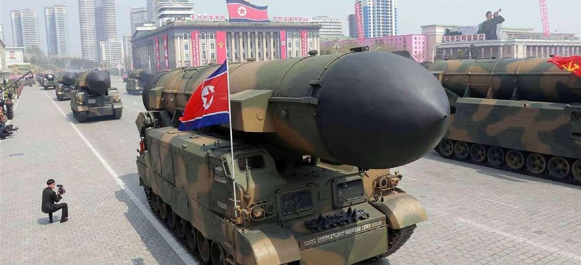 Corea del Norte ensaya lanzamiento de